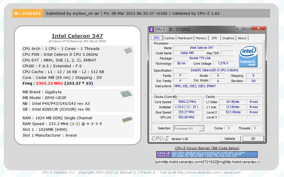 How to Mod for Special Fun of Overclocking from your LGA775